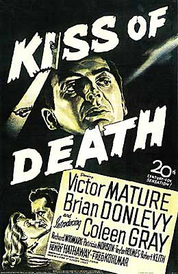 Kiss of Death movie poster
