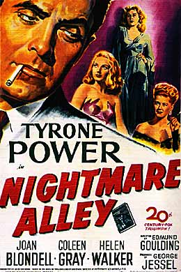 Nightmare Alley movie poster